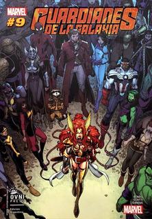 Guardianes De La Galaxia #9