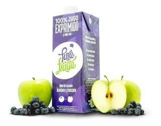 Jugo 100% Exprimido X 1 Ltr Pura Frutta 3 U. Gustos Varios