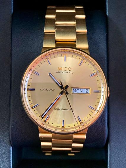 Reloj Mido Commander Ii Automático