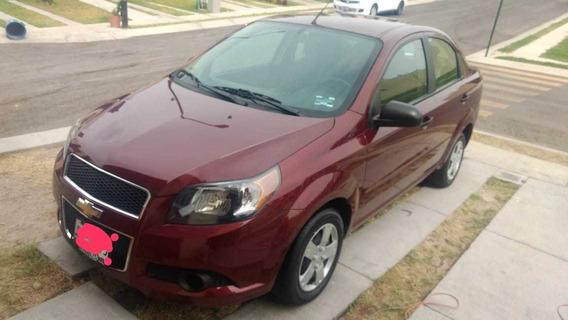 Chevrolet Aveo 1.6 Ls Mt 2017