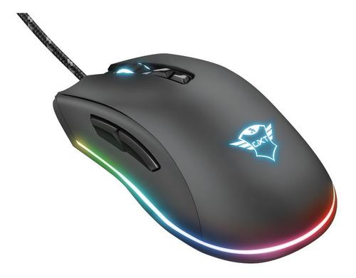 Mouse Gamer Pro Trust Gxt 900 Qudos Full Rgb Led 15000 Dpi