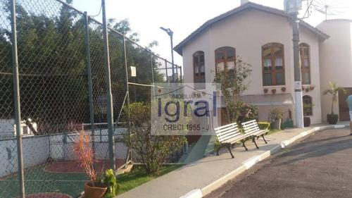 Sobrado Com 3 Dormitórios À Venda, 185 M² Por R$ 850.000,00 - Vila Parque Jabaquara - São Paulo/sp - So0157