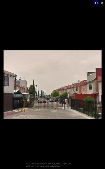 Venta Bonita Casa En Real Del Bosque! Remate Bancario