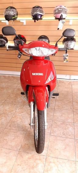 Moto Mondial 0km Ld110 Max