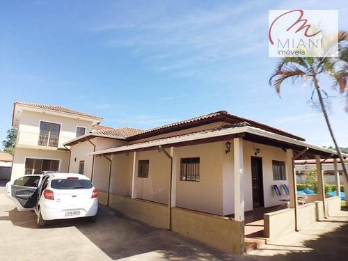 Imagem 1 de 30 de Casa Com 10 Dormitórios À Venda, 410 M² Por R$ 700.000,00 - Tronqueiras - Passa Quatro/mg - Ca4261