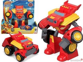 Blaze And The Mosnter Machine Transformer