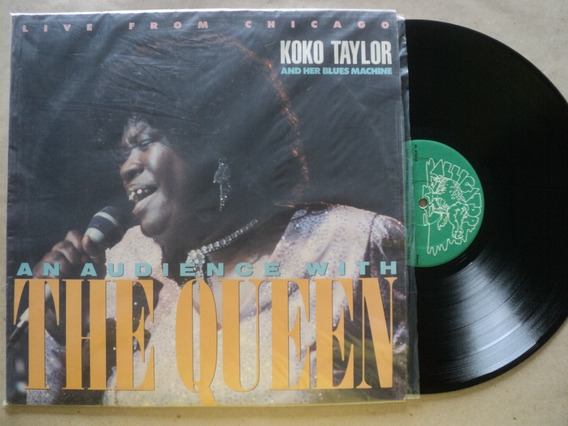 Lp Koko Taylor- Live From Chicago An Audience With The Queen