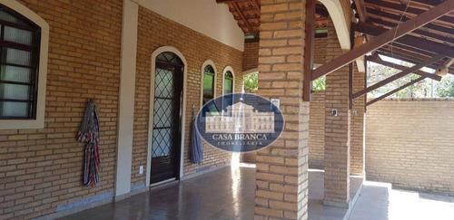 Rancho Com 3 Dormitórios À Venda, 300 M² Por R$ 450.000,00 - Zona Rural - Santo Antônio Do Aracanguá/sp - Ra0033