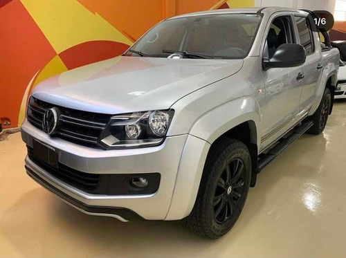 Volkswagen Amarok 2.0 Cd Tdi 180cv 4x2 Dark Label At 2016