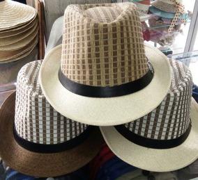 Sombreros Ala Corta Tejidos.