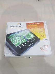 Gps C/tv + Fm Touch Screen 4.3 Polegadas Multilaser