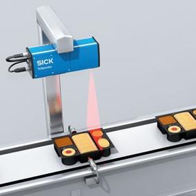 Sensor Sick Trispector 1000 Modelo Médio