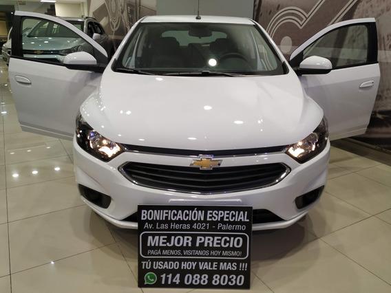 Chevrolet Onix Lt Mejor Precio Contado #3