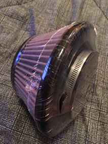 Filtro Esportivo Para Turbina, 3.75 De Encaixe
