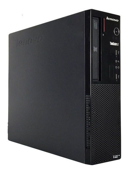 Cpu Desktop Lenovo Edge 71 Core I5 2gb Ram Hd 250gb Wifi