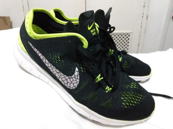 Tênis Nike Free 5.0 Tam 7 Usa 36 Br Pouco Usado R$199,99