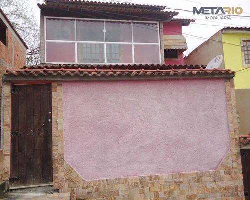 Imagem 1 de 8 de Casa À Venda, 200 M² Por R$ 295.000,00 - Vila Valqueire - Rio De Janeiro/rj - Ca0171