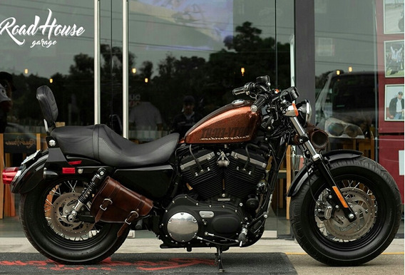 Harley Forty Eight Hard Candy Custom