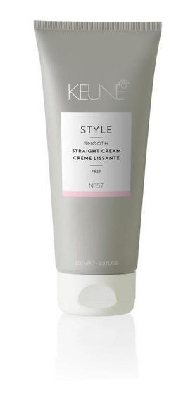 Loção Relaxante Keune Style Straight Cream 200ml