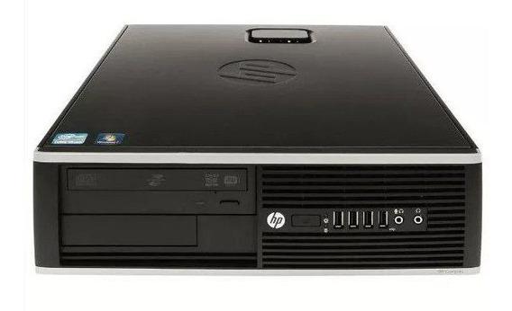 2 Computador Cpu I5 Hp Elite 8gb (s/hd) Wifi