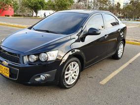 Chevrolet Sonic 2015 Negro
