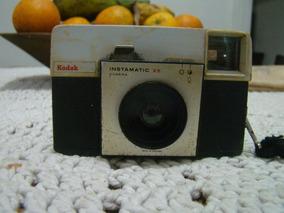 Câmera Antiga Kodak Instamatic 25 , Made In England