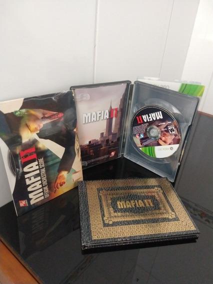 Máfia 2 Oficial Orchestral Score Para Colocionador Xbox 360