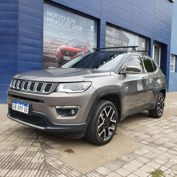 Jeep Compass Limited 2.4 At9 Awd 2017 Usado Prost