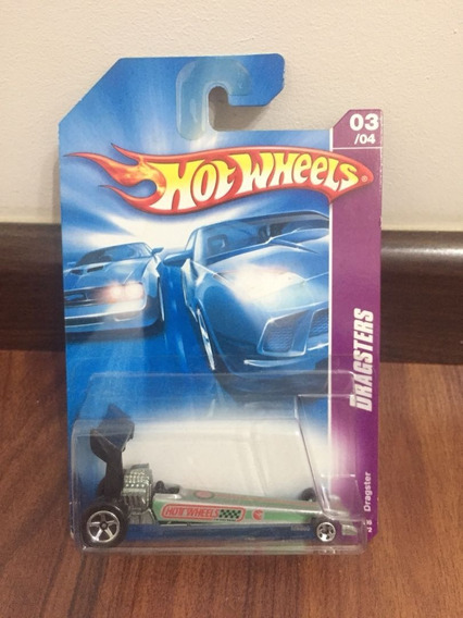 Hot Wheels Dragsters