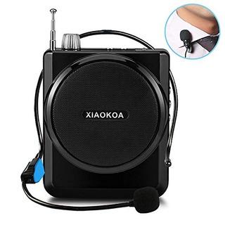 Amplificador De Voz Xiaokoa N-201 1800mah Recargable