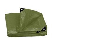 Lona Uso Rudo Verde Olivo 6x9 Mts Lt-69x Tpr