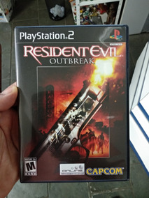 Game Ps2 Resident Evil Essensials Americano Ps2 Original