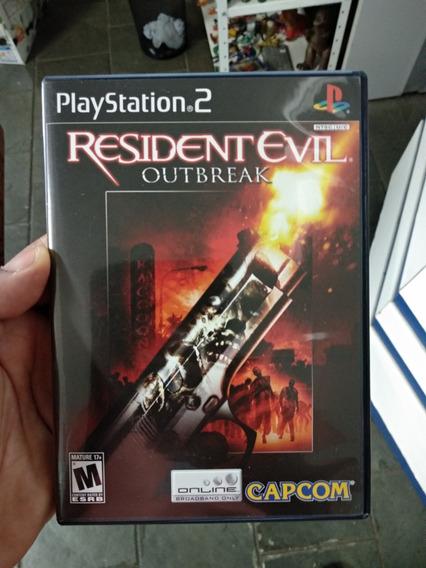 Game Ps2 Resident Evil Essensials Americano Ps2 Original