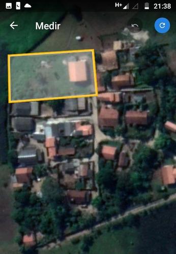 Chácara Plana Com 2158 M²