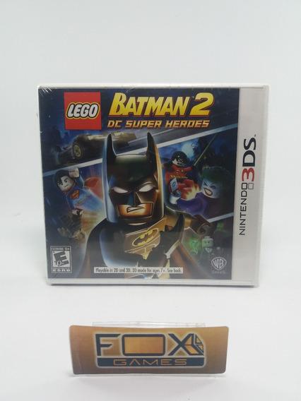 Ds3d Lego Batman 2