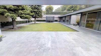 Casa Belmont.en Un Nivel,funcionalista,abierta Al Jardín.