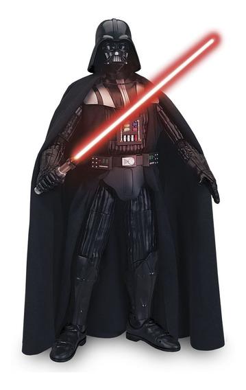 Boneco Interativo - Star Wars - Darth Vader - Toyng - Disney