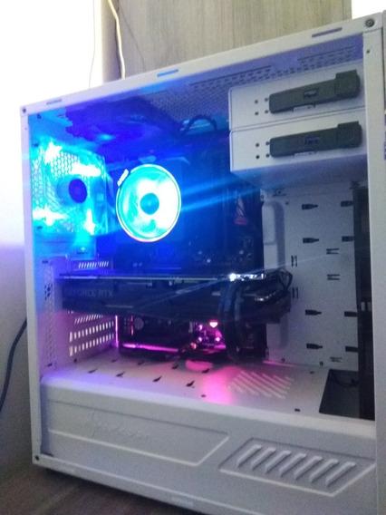 Computador Gamer - Ryzen R7 2700x Aorus Ultra Gaming X470