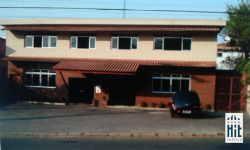 Salão À Venda, 740 M² Por R$ 4.800.000,00 - Vila Moinho Velho - São Paulo/sp - Sl0021