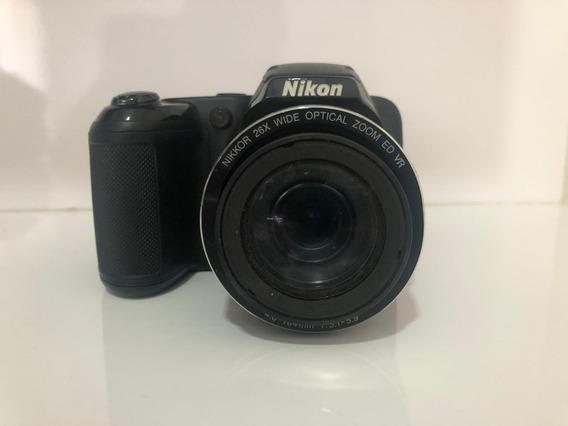 Câmera Nikon L810 Semi Profissional