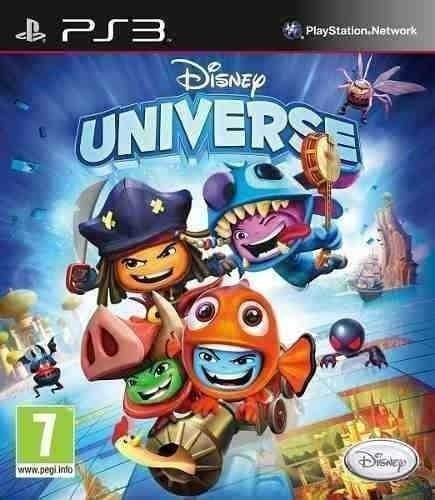Disney Universe Infantil - Ps3 Psn*