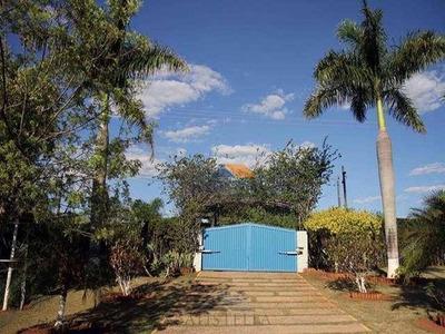 Chácara Residencial À Venda, Bairro Dos Pires, Limeira. - Ch0009