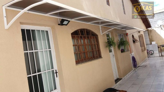 Casa Residencial À Venda, Vila Urupês, Suzano. - Ca0233