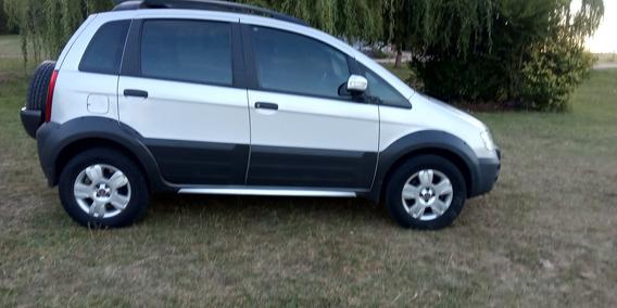 Fiat Idea Adventure 1.8 Año 2010