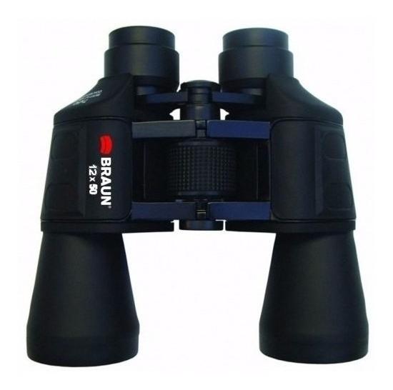 Braun Germany Binocular 12x50 Garantía 1año - Rep. Oficial