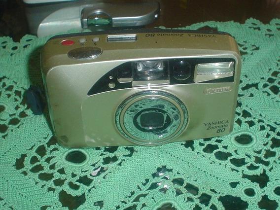 Camera Fotografica Yashica Com Zoom