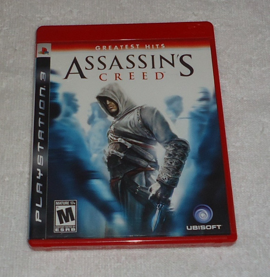 Assassins Creed Gh Ps3 ** Leia