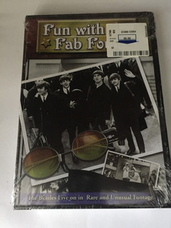 The Beatles - Fun With The Fab Four Dvd Importado Us