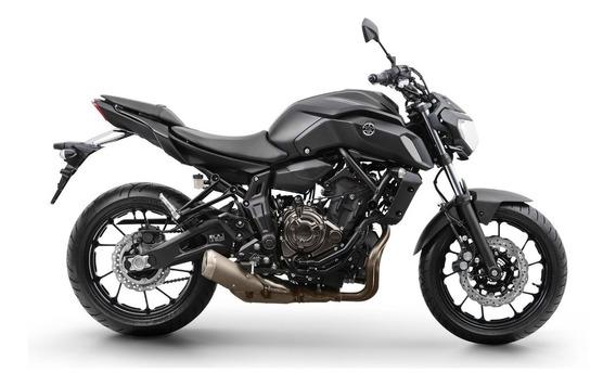Yamaha Mt 07 Abs 2020 Preta 0km