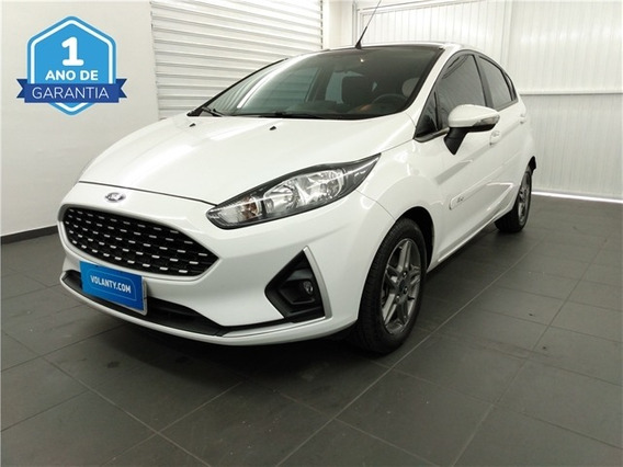 Ford Fiesta 1.6 Ti-vct Flex Sel Manual